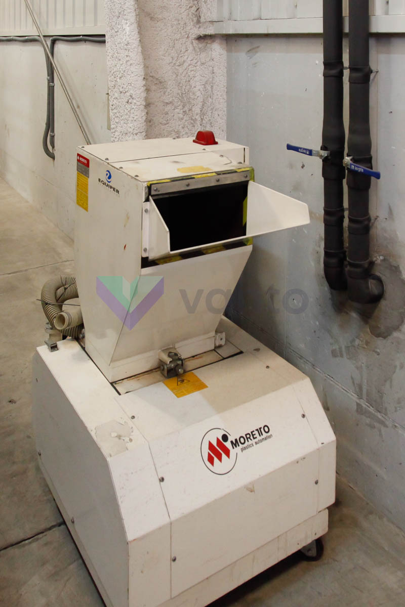 MORETTO ML 14/30 Crusher mill (1999) id4572