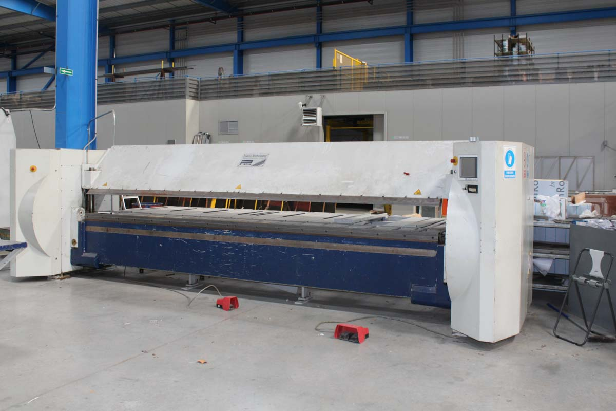 SCHRODER MAK 4 5000 / 3-0 Automatic Panel Bending Machine (2003) id10215