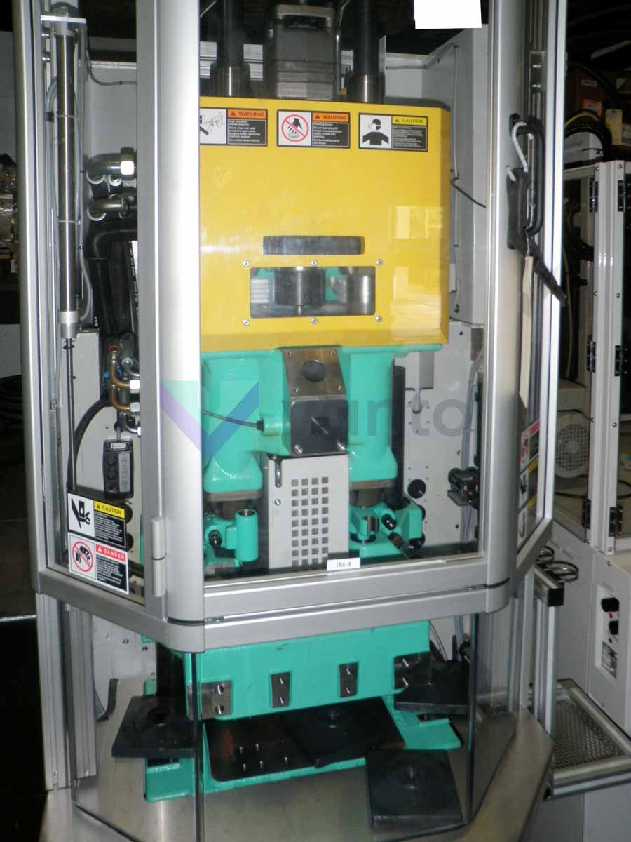 ARBURG ALLROUNDER 175 V 12t vertical injection molding machine (2012) id10363