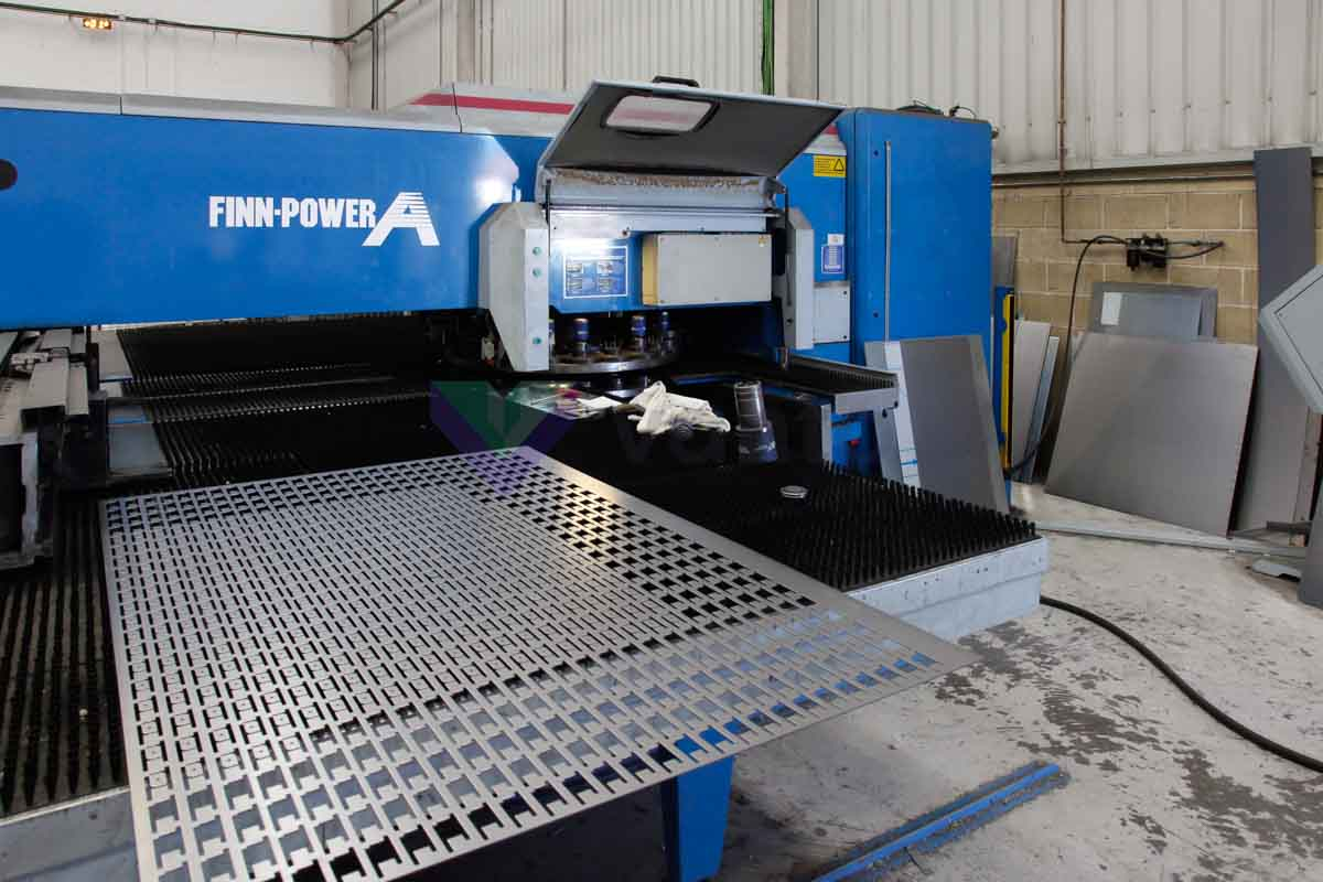 Poinçonneuse CNC FINN POWER A5 20 (2000) id4900