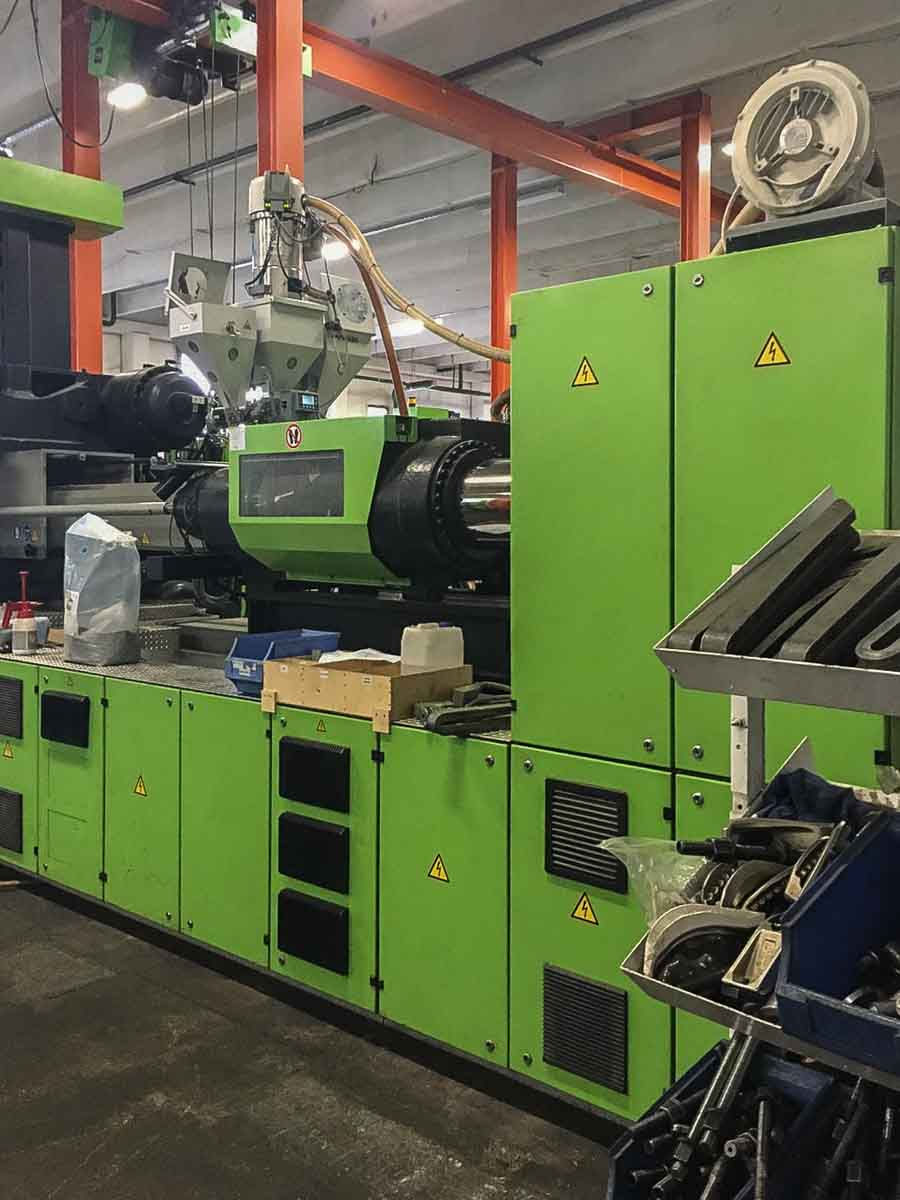 Machine de moulage par injection 1300t ENGEL DUO 7050 / 1300 (2005) id10181