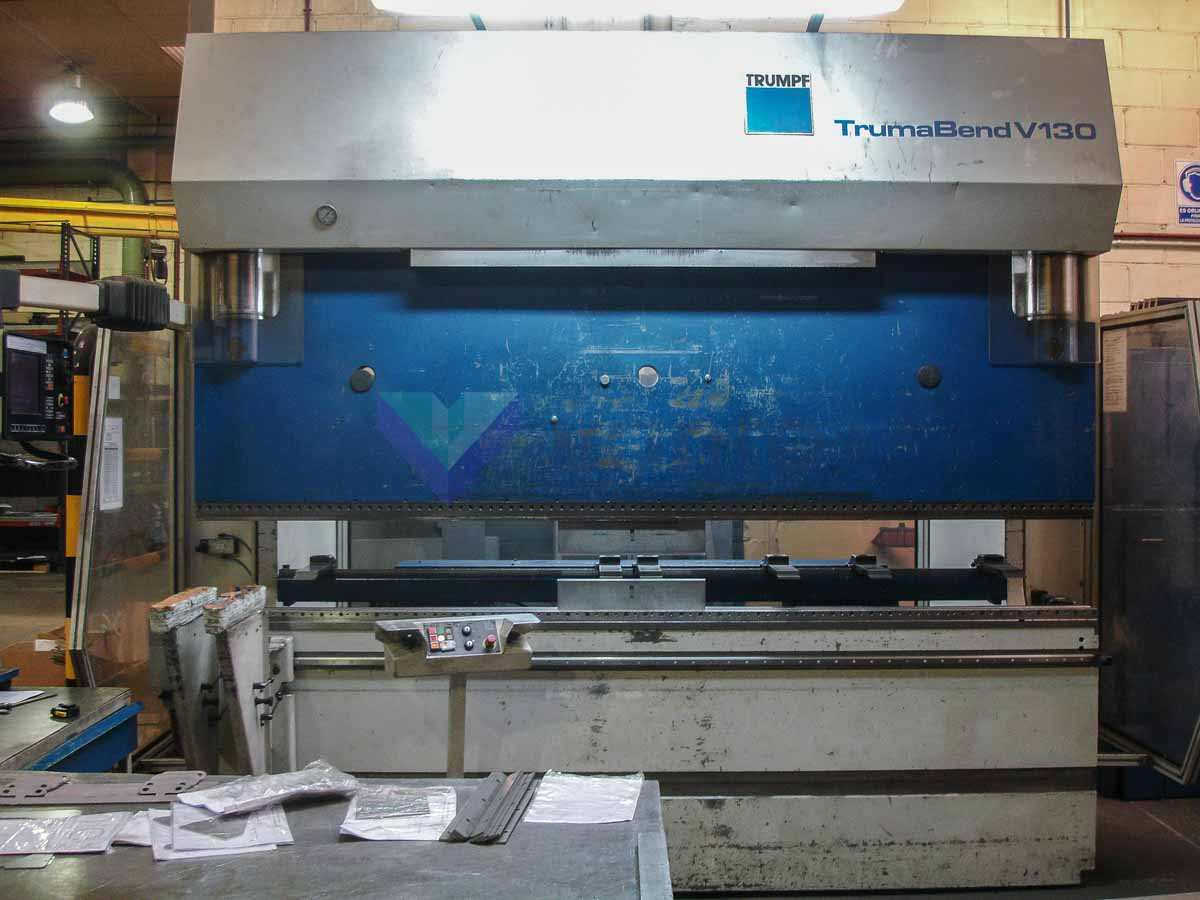 TRUMPF TrumaBend V130 CNC Bending machine (1998) id5679
