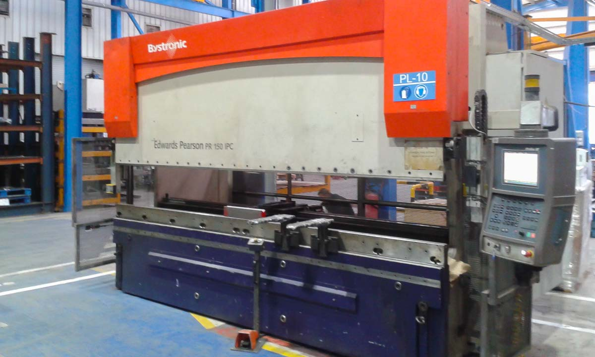 BYSTRONIC PR 150 IPC CNC Bending machine (2005) id5686