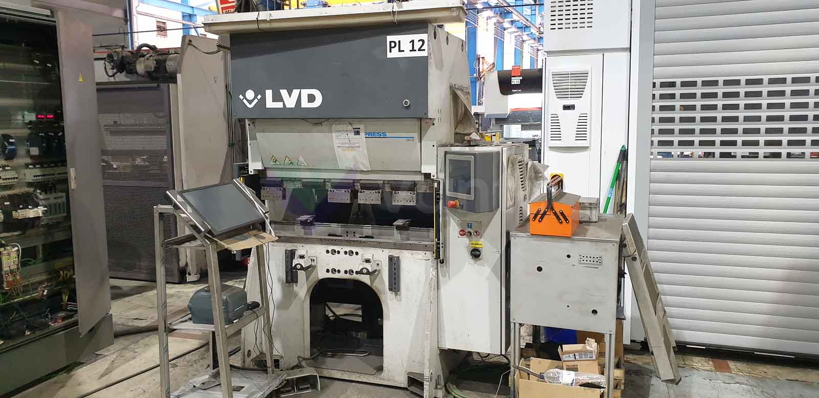 LVD DYNA-PRESS 24/12 CNC Bending machine (2016) id10542