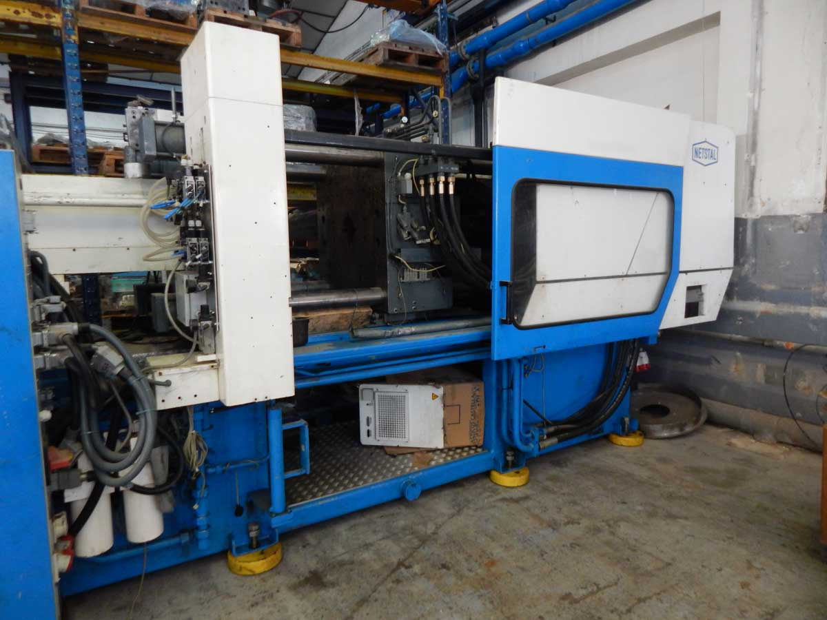 NETSTAL SYNERGY 2400-1700 240t injection molding machine (2000) id5497