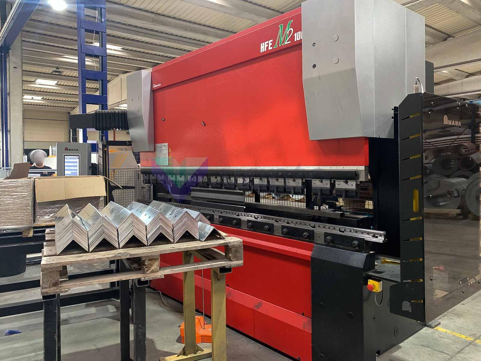 Plegadora CNC AMADA HFE M2 EVO 1003 (2017) id10384