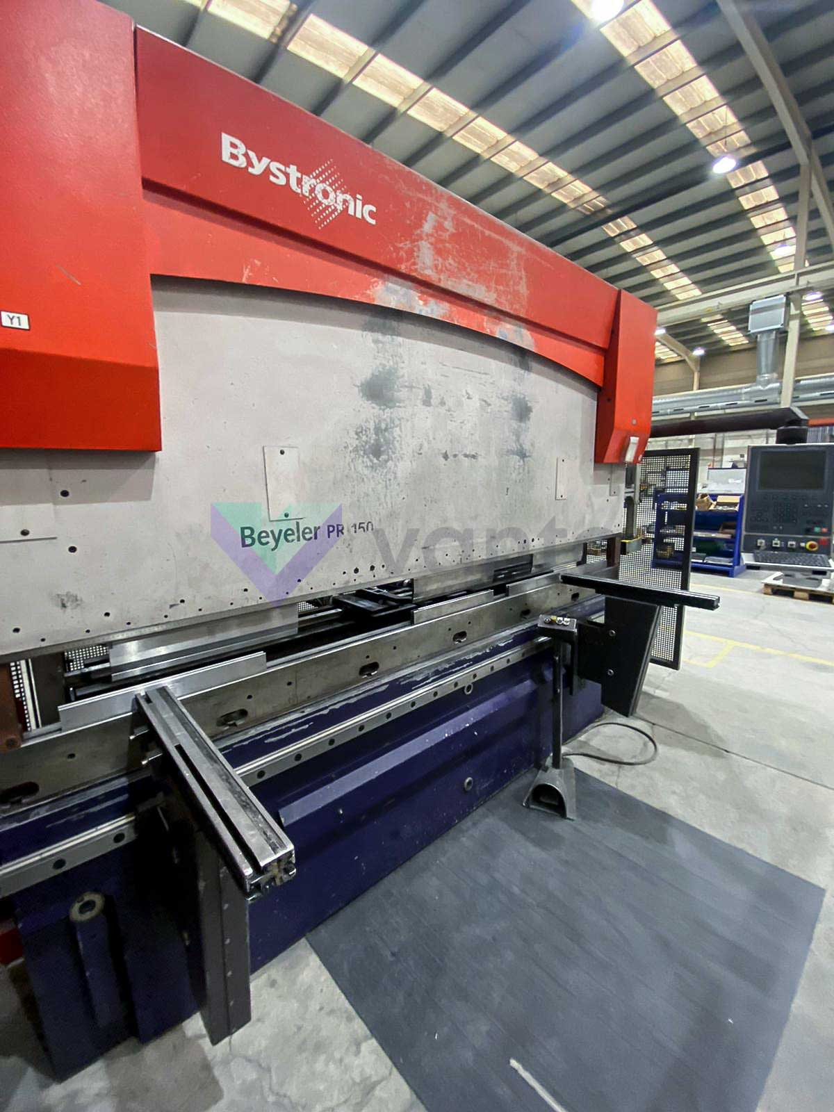 BYSTRONIC PR 150 IPC CNC Bending machine (2007) id10378