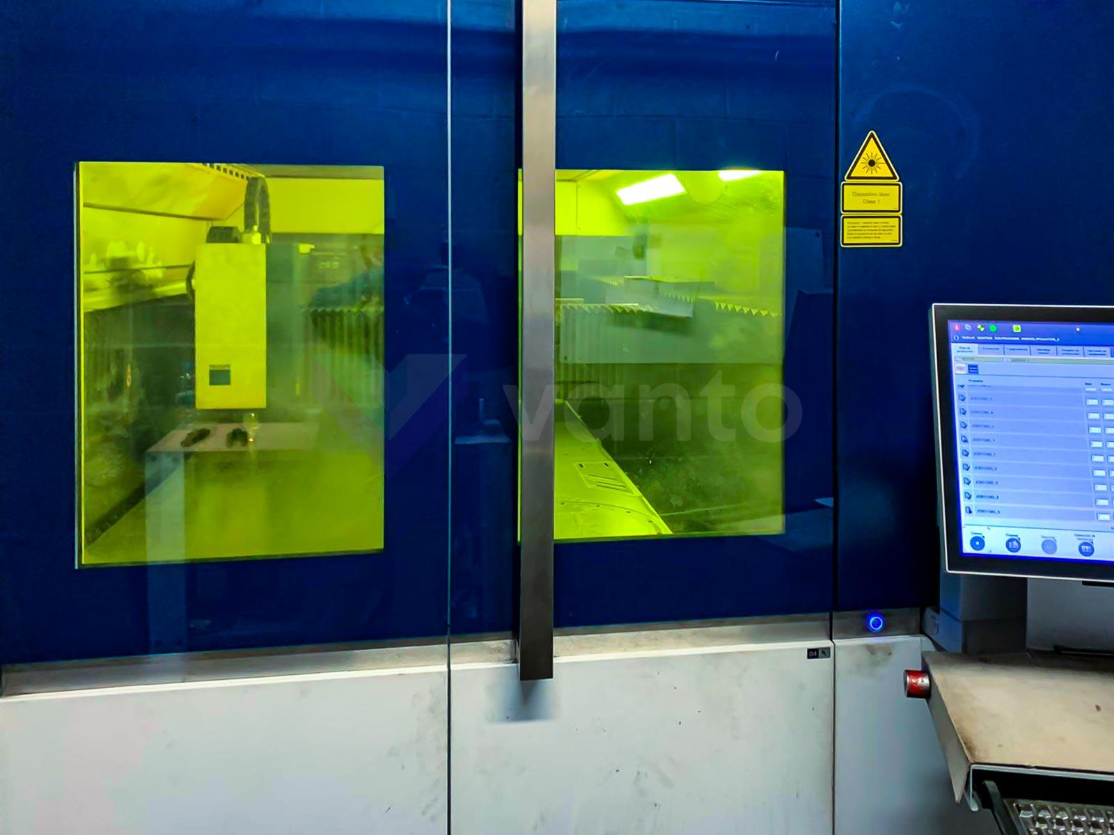 TRUMPF TruLaser 5030 fiber Laser cutting machine (Fiber) (2018) id10515