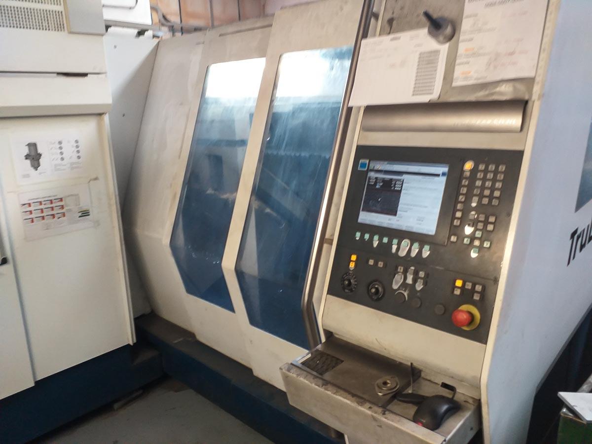 Machine de découpe laser (CO2) TRUMPF TruLaser 5030 (2010) id10244
