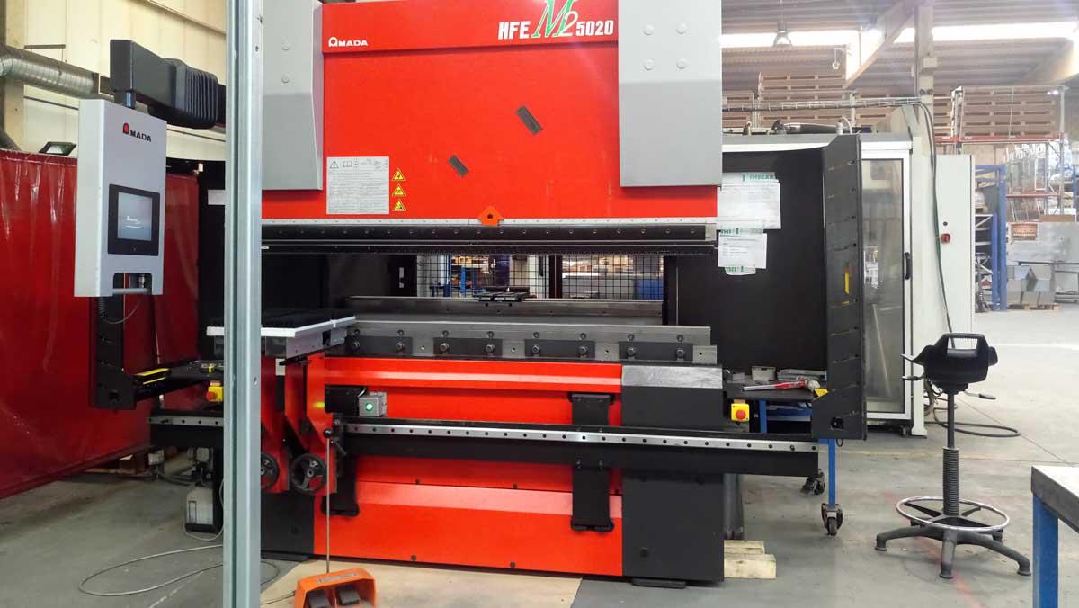 Plegadora CNC AMADA HFE M2 5020 (2015) id5666