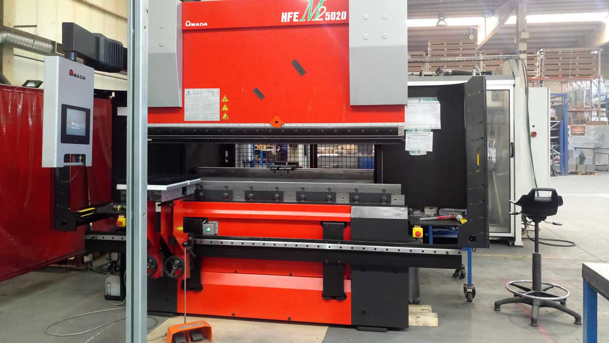 AMADA HFE M2 5020 CNC Bending machine (2015) id5666