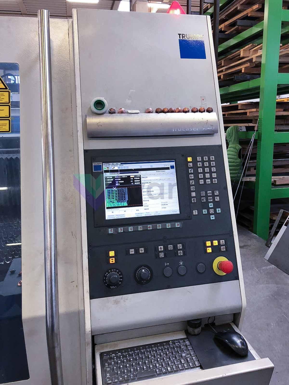 TRUMPF TruLaser 5040 Laser cutting machine (CO2) (2011) id5685