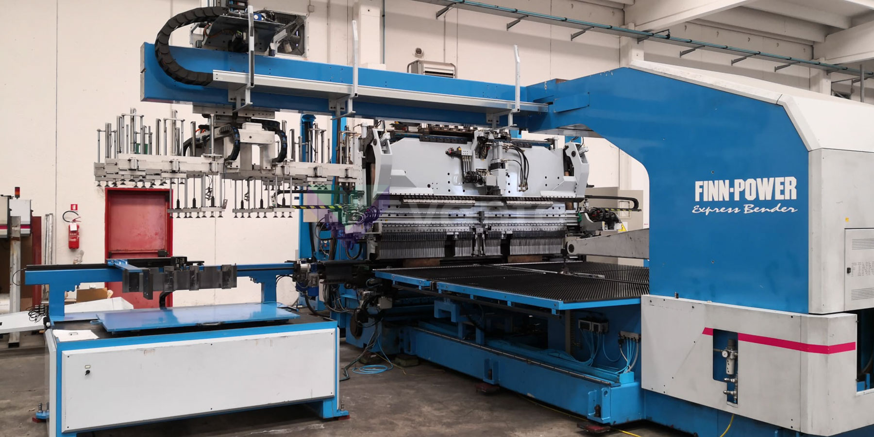 FINN POWER EB5 200 Automatic Panel Bending Machine (2000) id10194