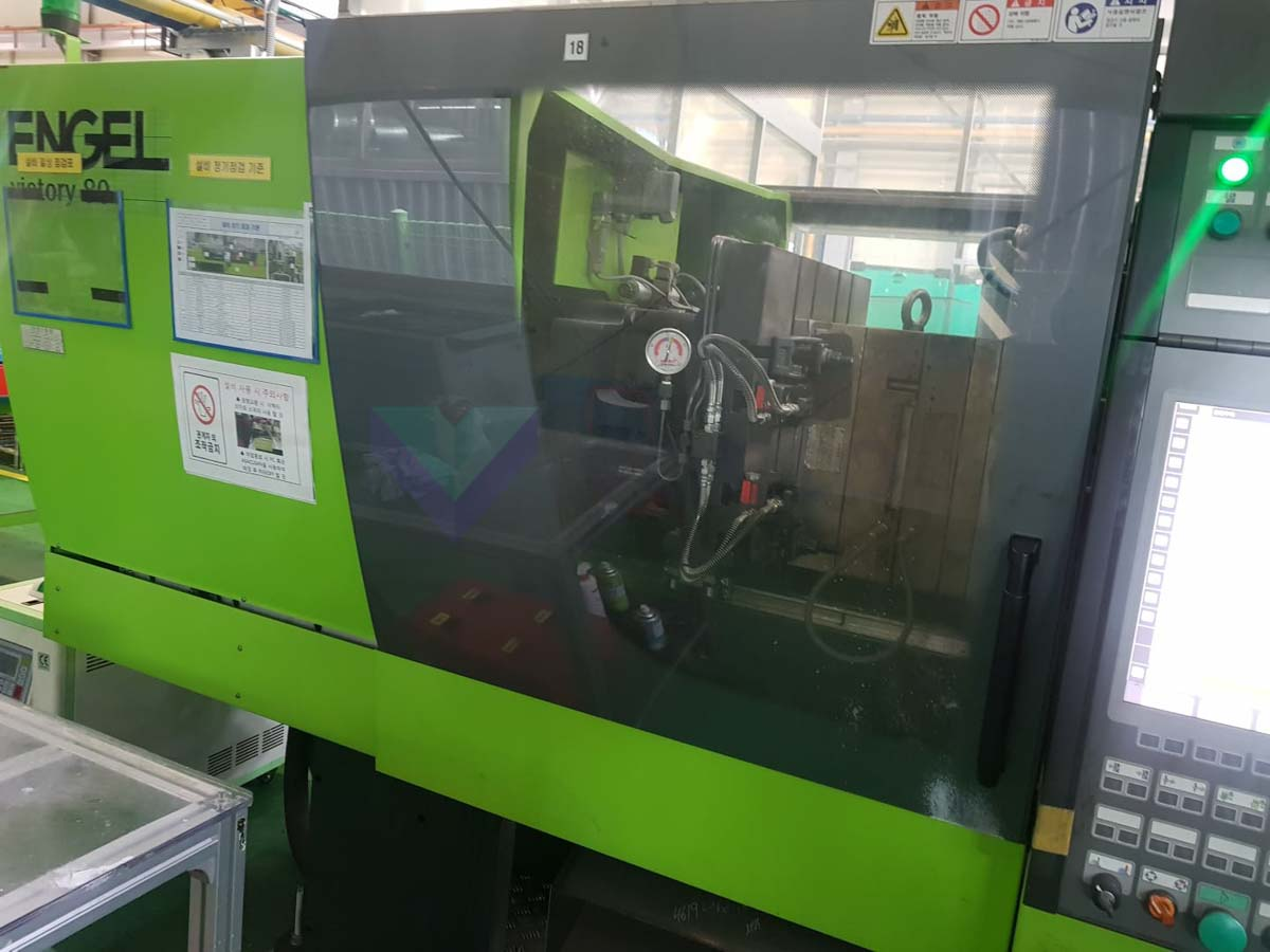 ENGEL VICTORY VC 200 / 80 TECH PRO 80t injection molding machine (2014) id10168