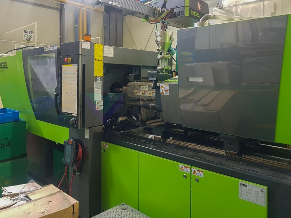 ENGEL E-MAC 170 100 PRO 100t all-electric injection molding machine (2016) id10170