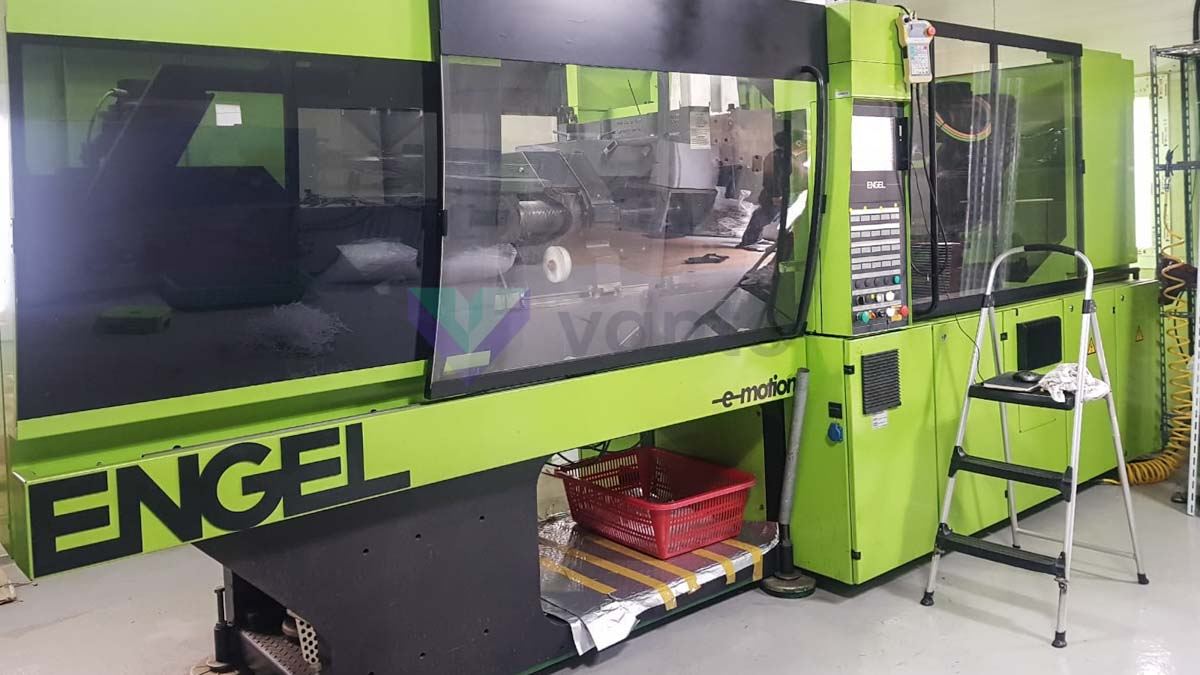 ENGEL EMOTION EM 200 / 100 100t all-electric injection molding machine (2006) id10345