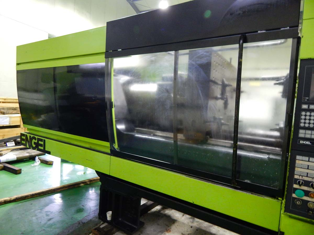 Machine de moulage par injection 300t ENGEL ES 1800 / 300 HL (2001) id10193