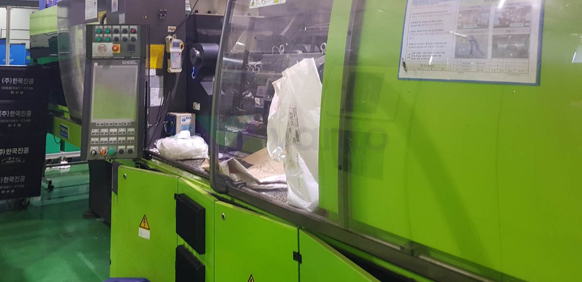 ENGEL VICTORY VC 750 / 220 TECH PRO 220t injection molding machine (2010) id10128