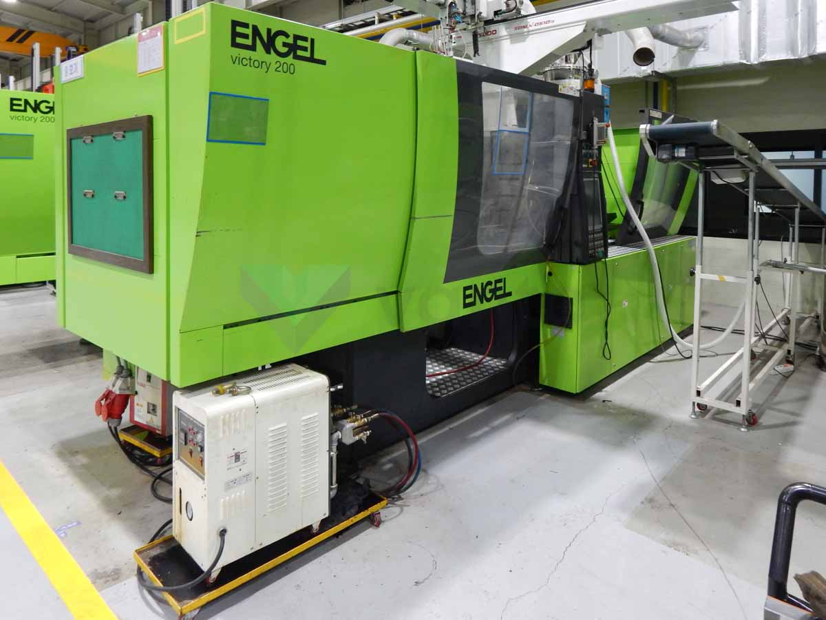 ENGEL VICTORY VC 330 / 160 TECH PRO 160t injection molding machine (2012) id10132