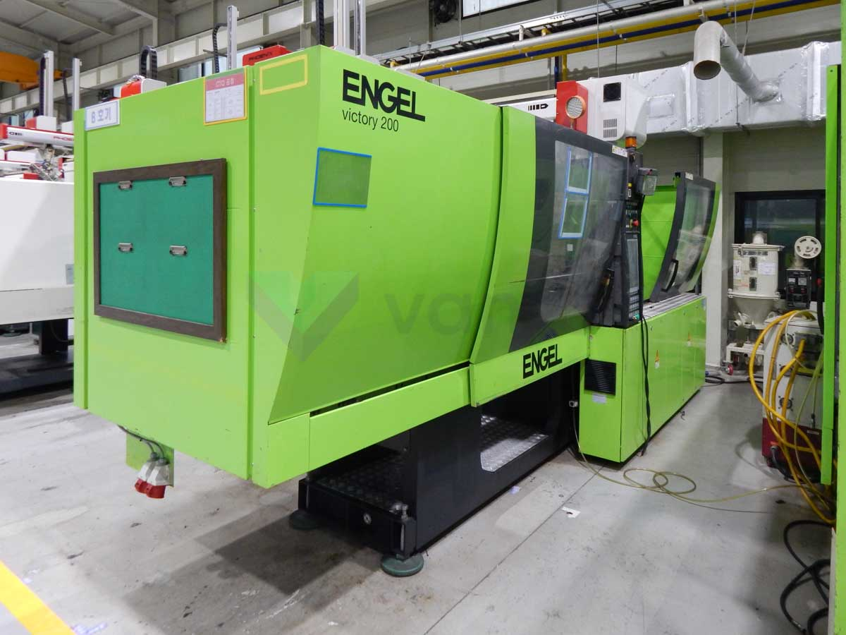ENGEL VICTORY VC 330 / 160 TECH PRO 160t injection molding machine (2012) id10133