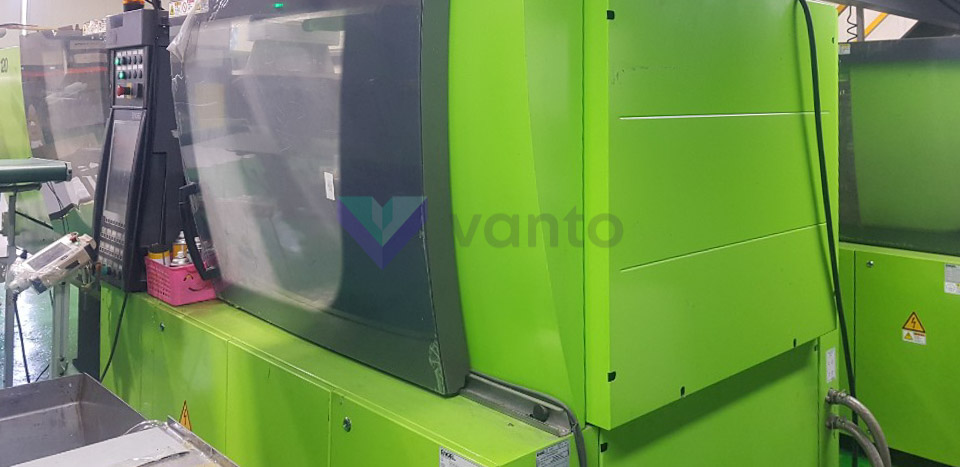 ENGEL VICTORY VC 200 / 120 TECH PRO 120t injection molding machine (2012) id10361
