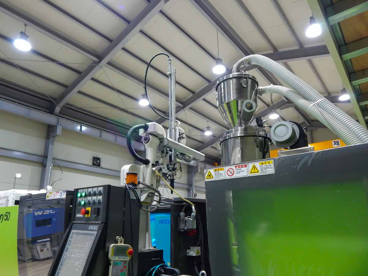YUDO V800 P Swing type robot (2012) id10388