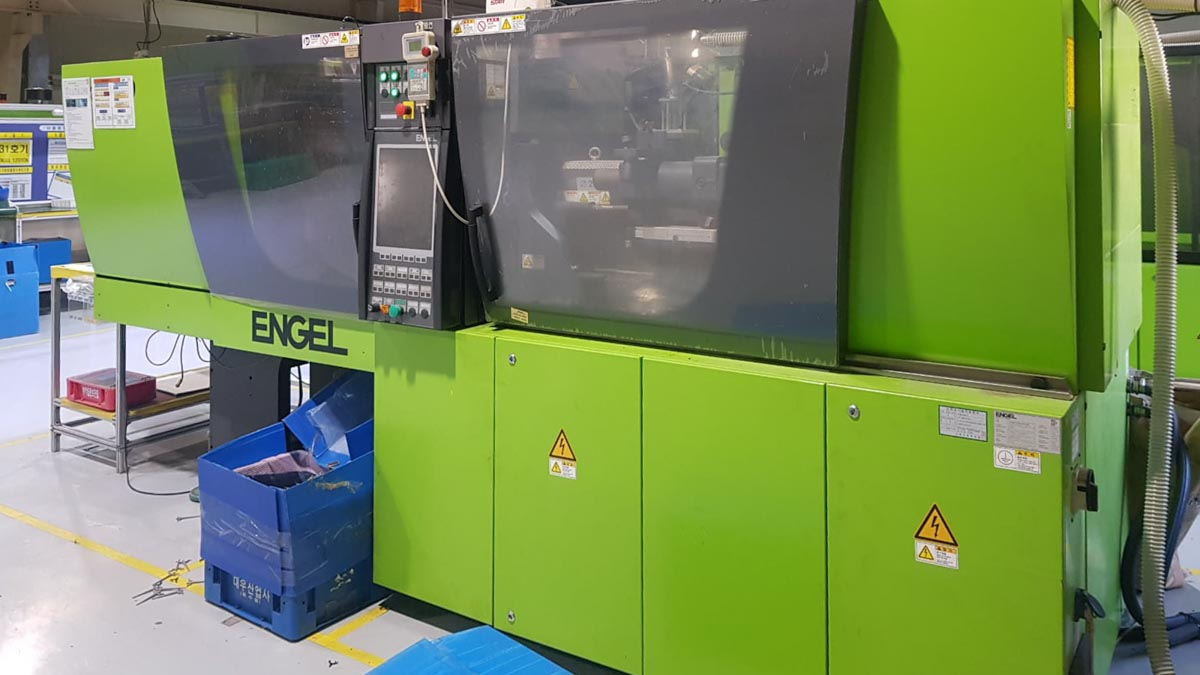 ENGEL VICTORY VC 200 / 80 TECH PRO 80t injection molding machine (2011) id10264