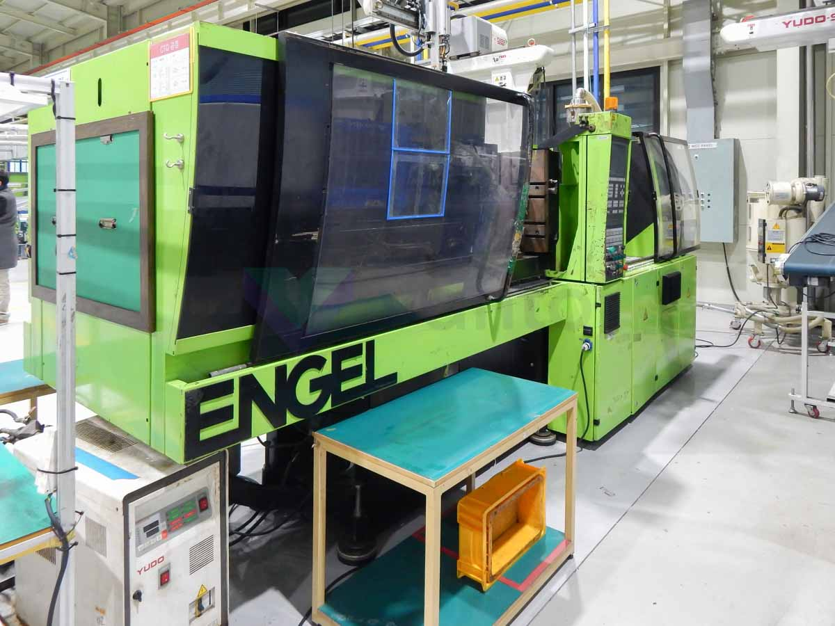 ENGEL VICTORY VC 330 / 120 TECH PRO 120t injection molding machine (2003) id10134