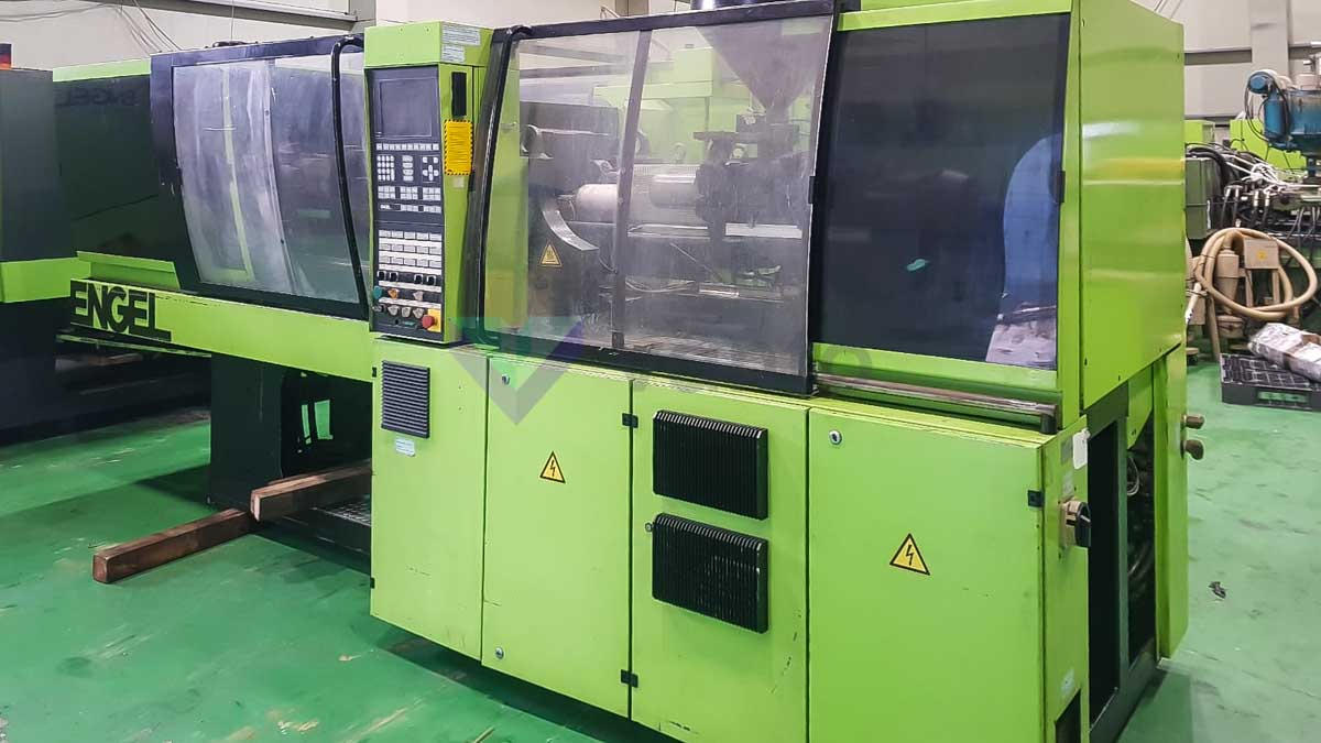 ENGEL VICTORY VC 330 / 120 TECH PRO 120t injection molding machine (2002) id10297
