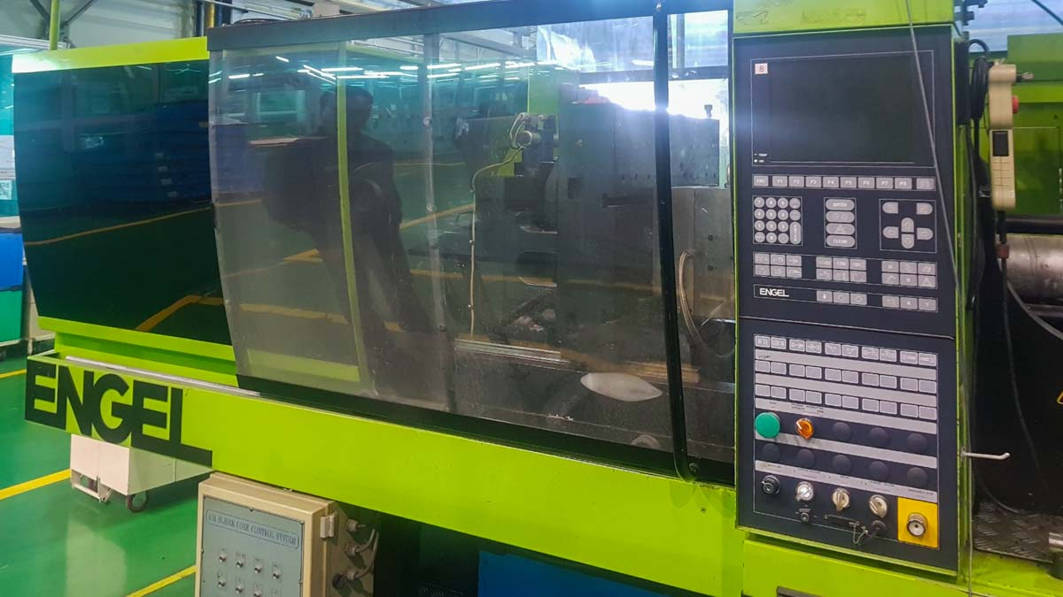 ENGEL VICTORY VC 330 / 150 TECH PRO 150t injection molding machine (2005) id10125