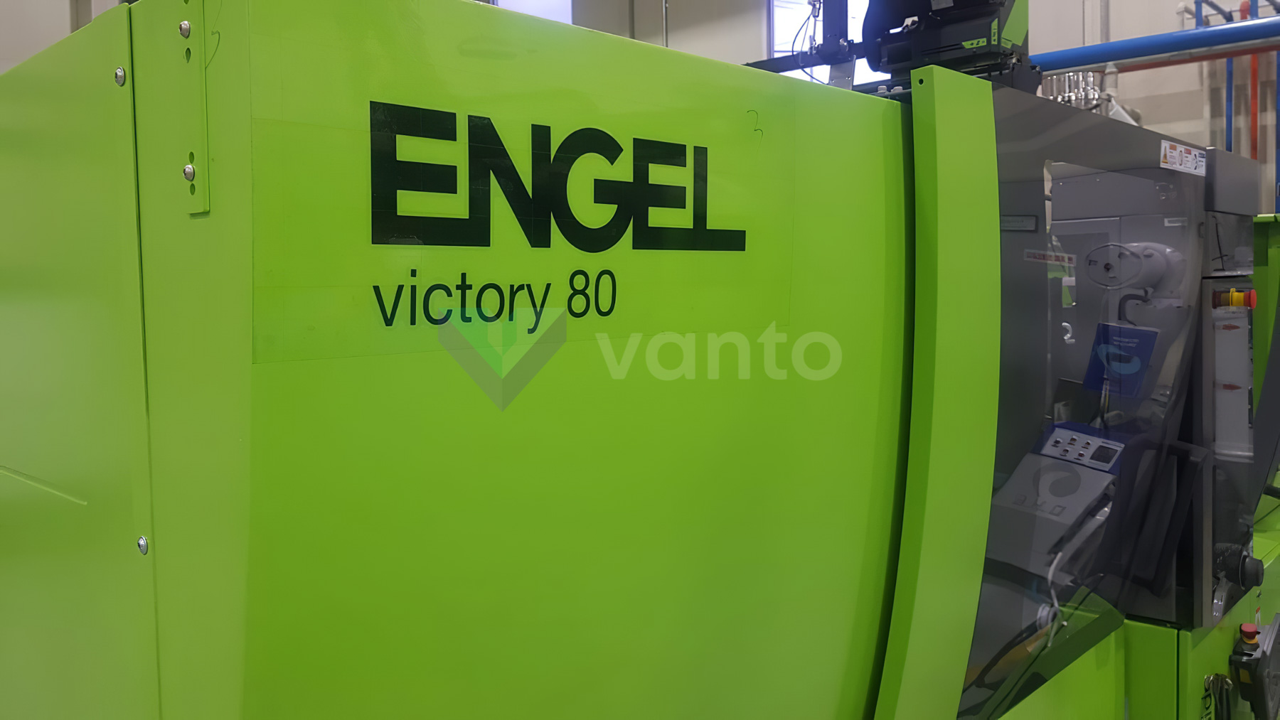 ENGEL VICTORY VC 200 / 80 TECH PRO 80t injection molding machine (2017) id10409