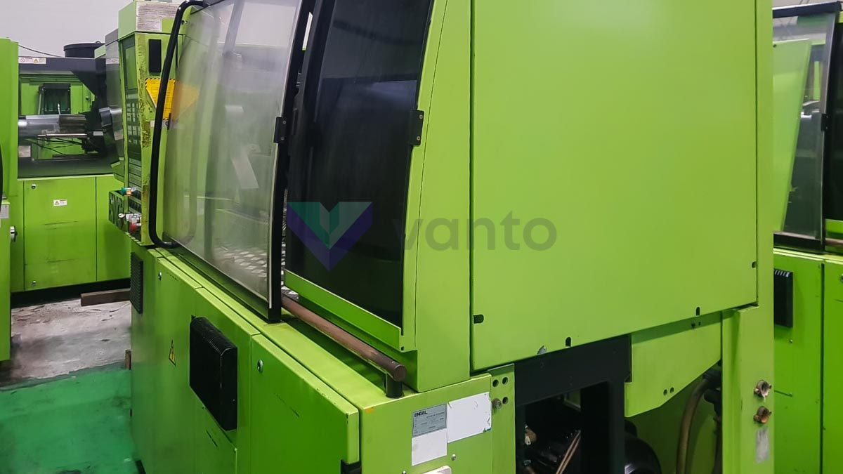 ENGEL VICTORY VC 330 / 80 TECH PRO 80t injection molding machine (2006) id10299