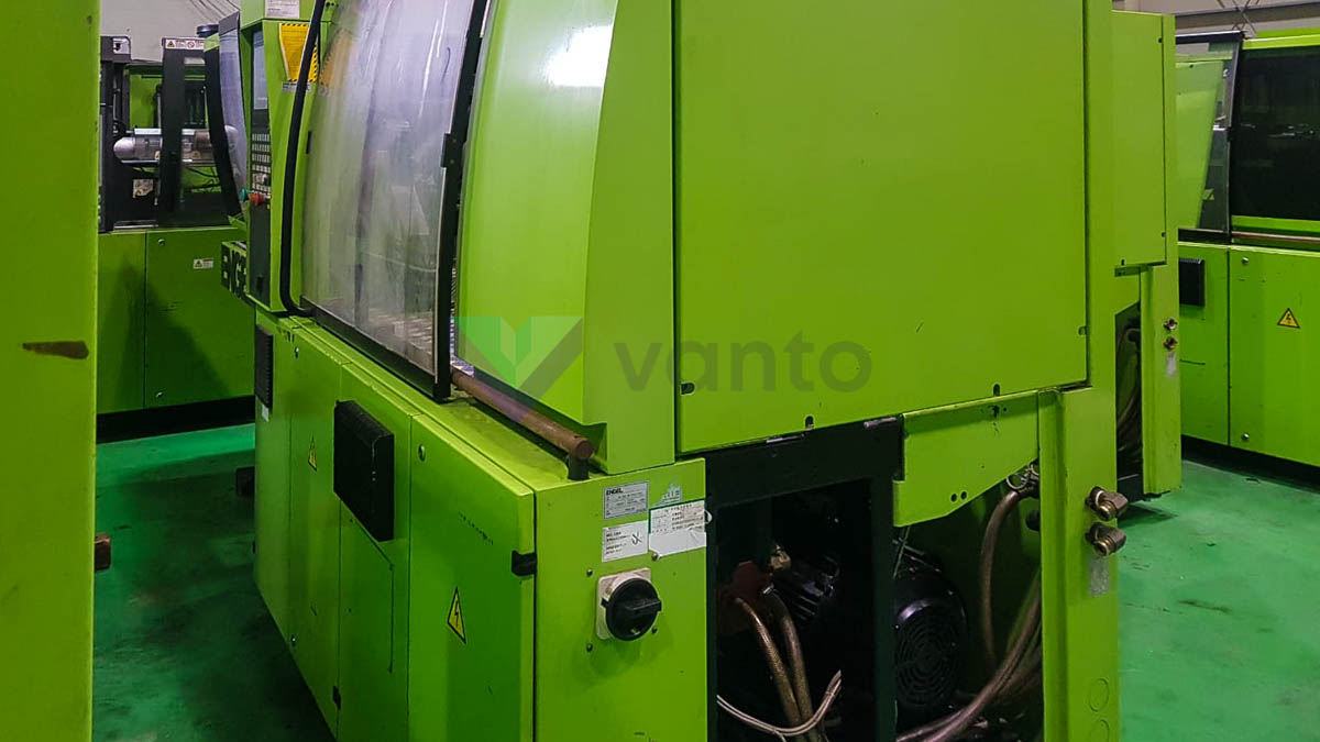 ENGEL VICTORY VC 330 / 80 TECH PRO 80t injection molding machine (2007) id10298