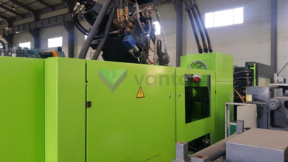 Machine de moulage par injection bimatériel 150t ENGEL VICTORY 650H / 330W / 150 COMBI (2007) id10300