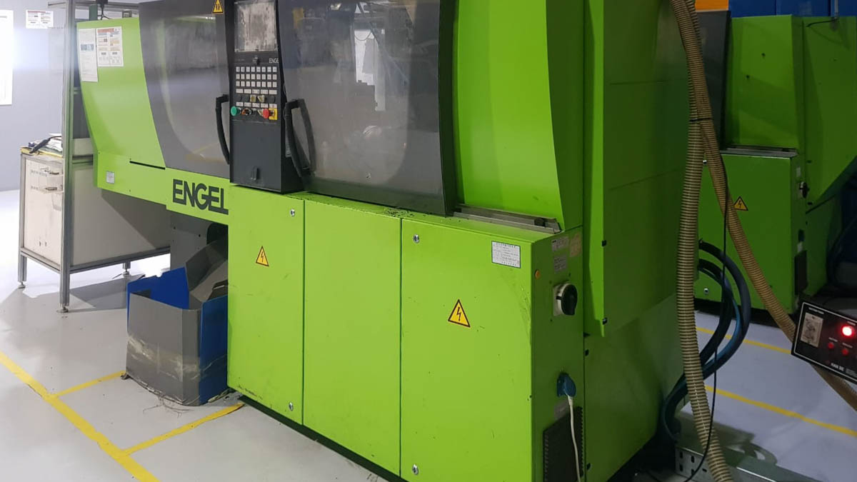 ENGEL VICTORY VC 80 / 50 TECH PRO 50t injection molding machine (2007) id10263