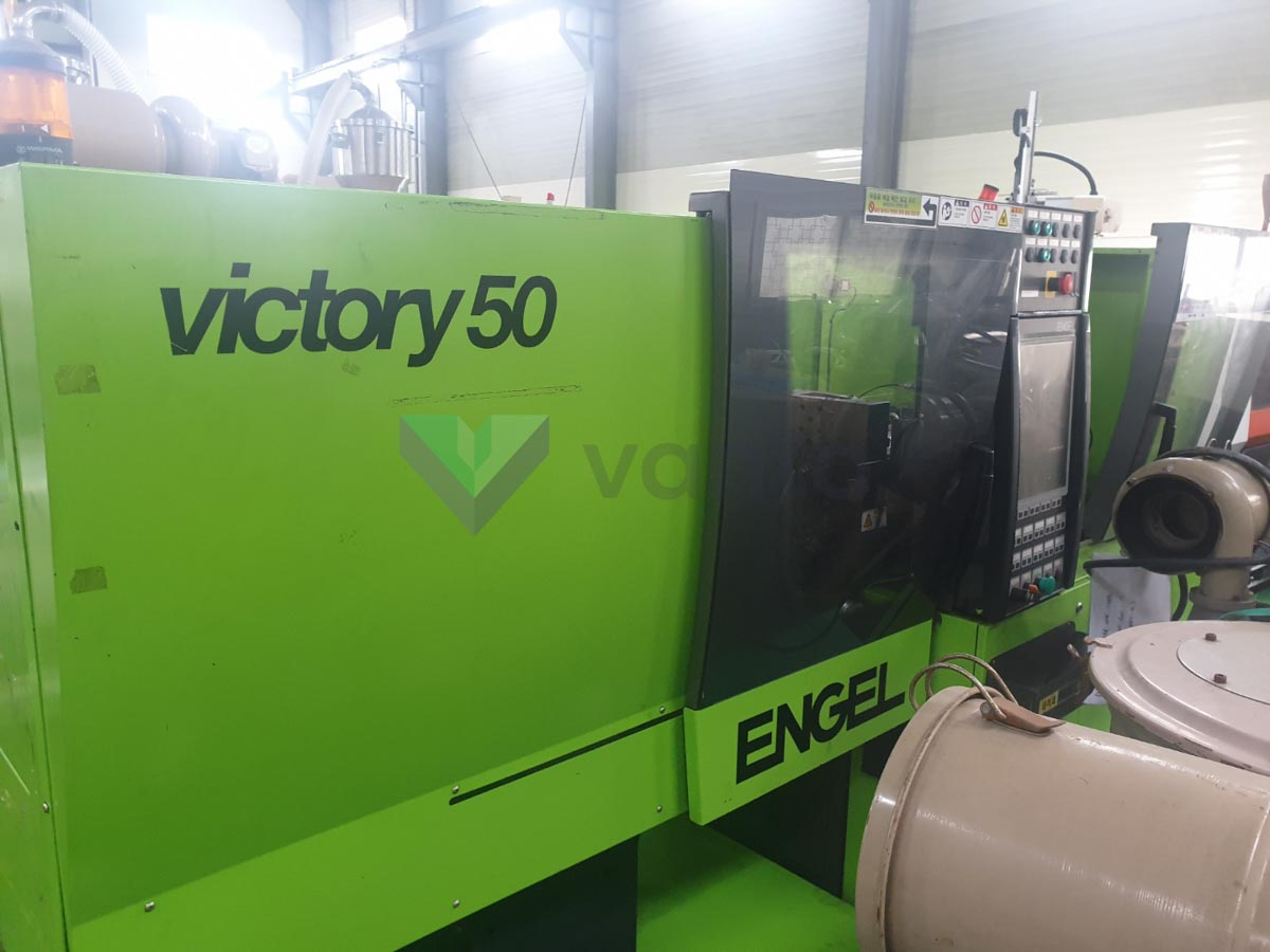 Machine de moulage par injection 50t ENGEL VICTORY VC 200 / 50 TECH PRO (2011) id10418