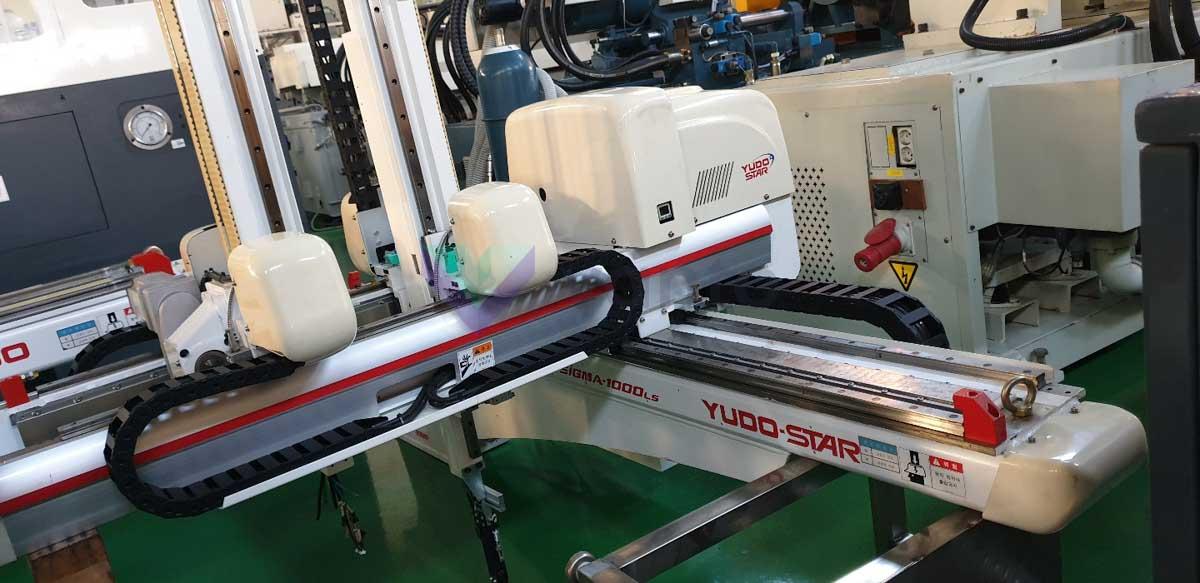 الروبوت الديكارتي YUDO SIGMA - 1000Ls (2012) id10293