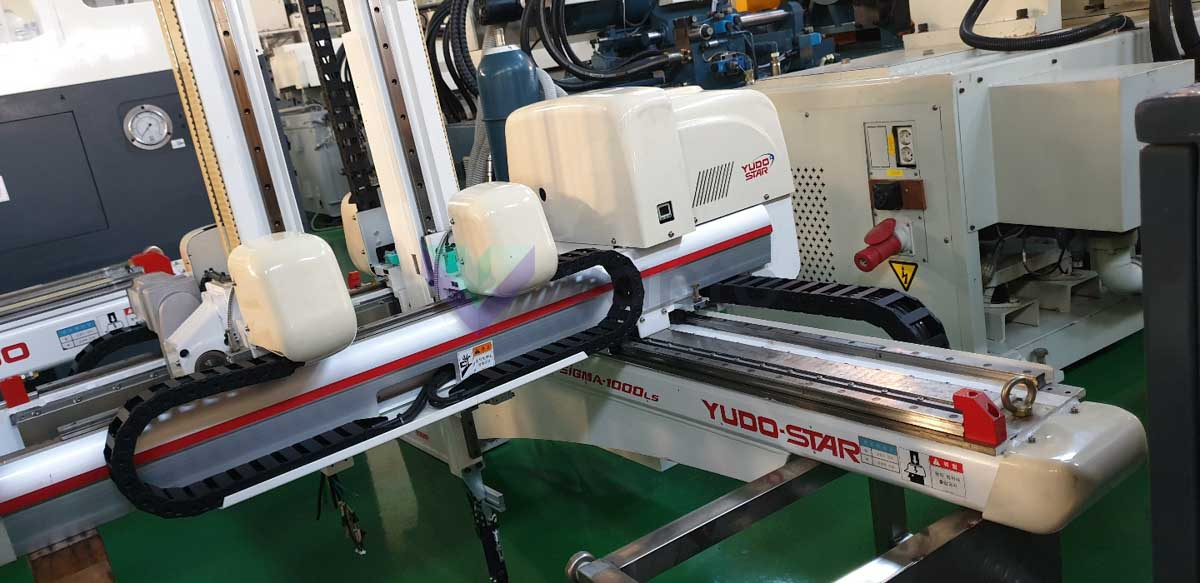 YUDO SIGMA - 1000Ls Cartesian robot (2012) id10293