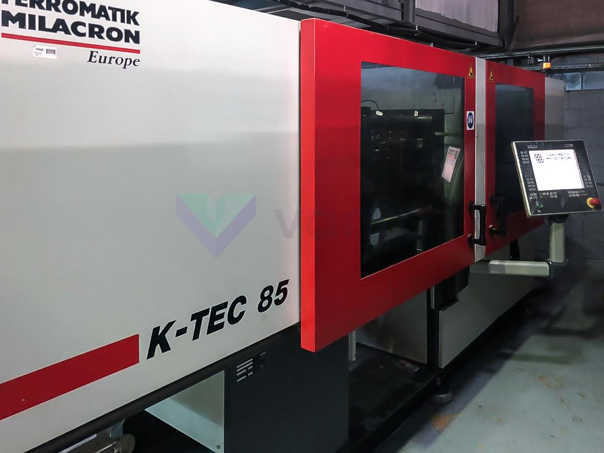 FERROMATIK K 85 85t injection molding machine (2010) id10156