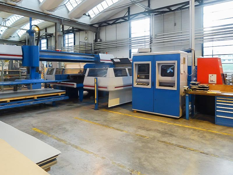 FINN POWER SG6 CNC punching machine (2002) id10189