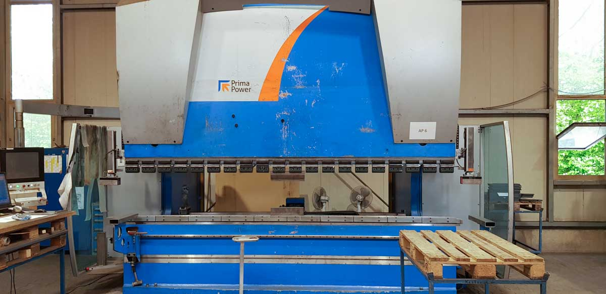 PRIMA P-3240 CNC Bending machine (2014) id10246