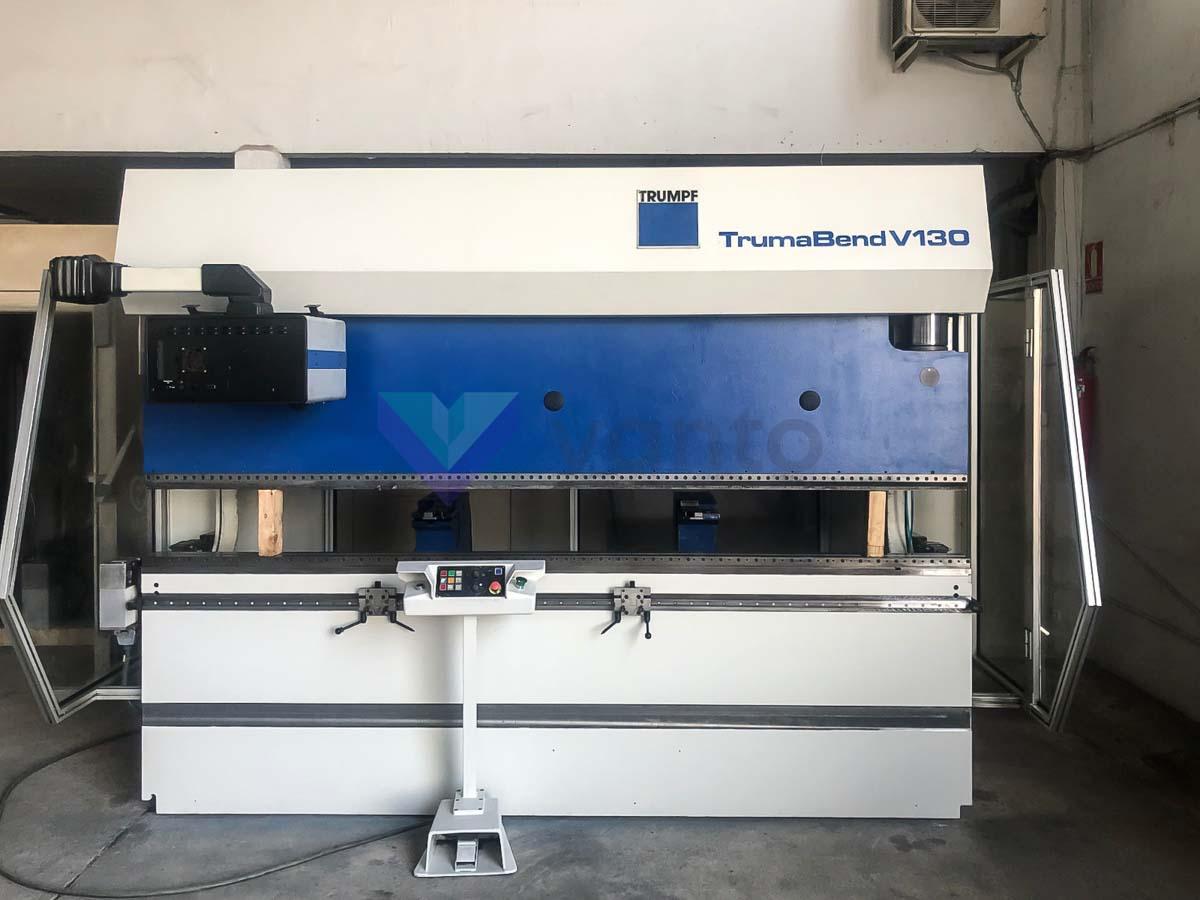 Plegadora CNC TRUMPF TrumaBend V130 (1999) id10339