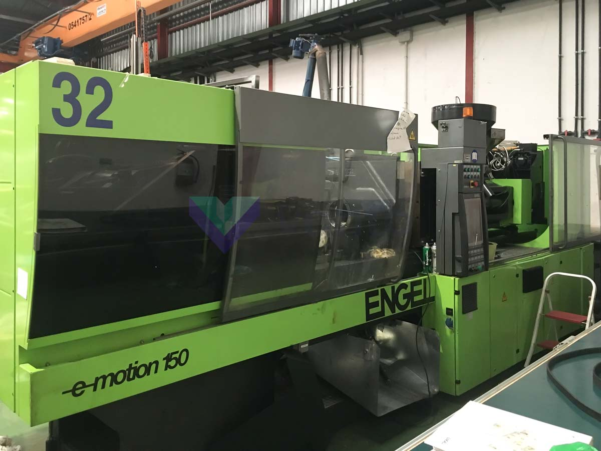 ENGEL E-MOTION 740-150 150t all-electric injection molding machine (2008) id10323