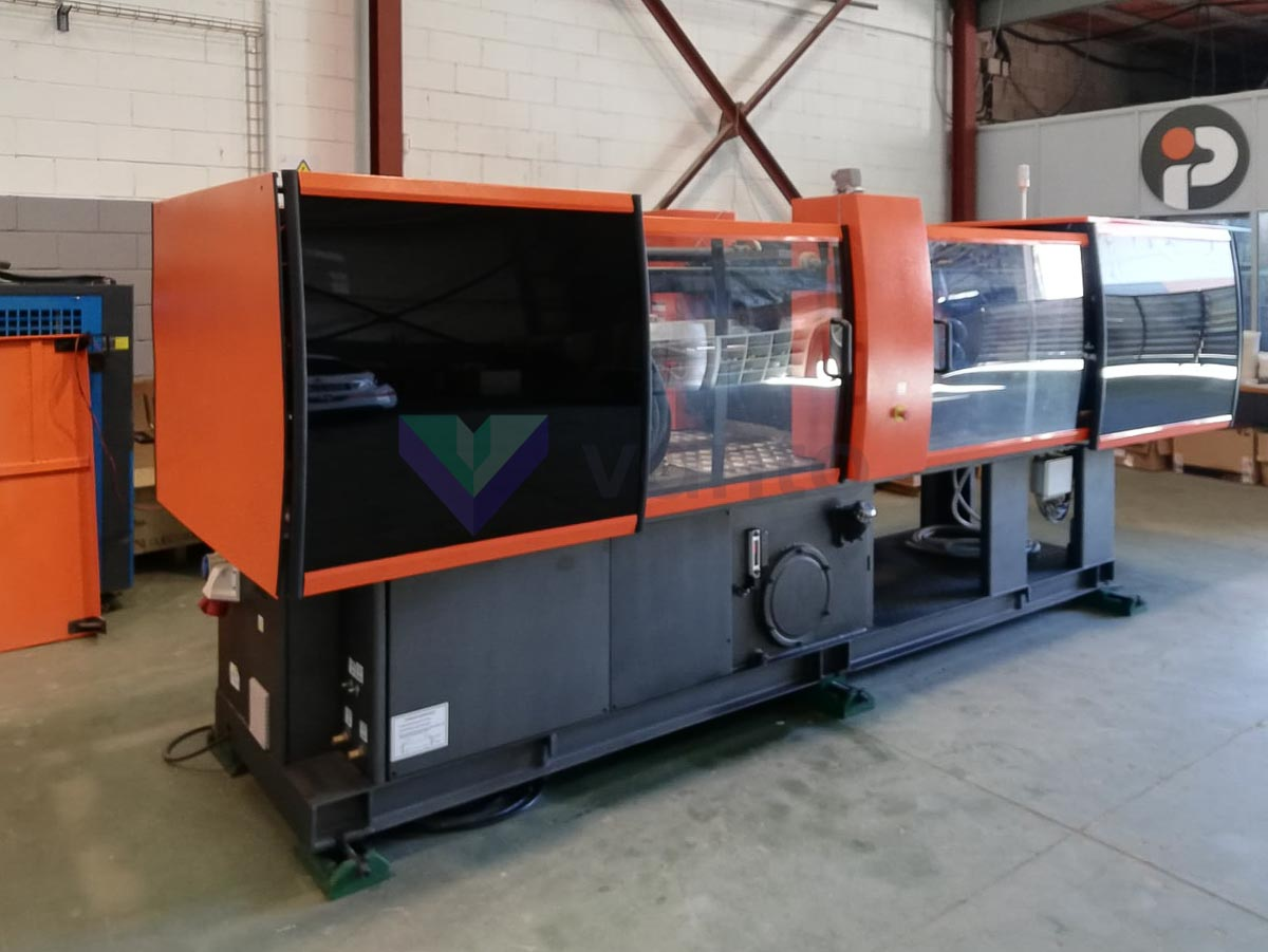 ITOPLAS i260S CE ITOPLAS 270t injection molding machine (2019) id10325
