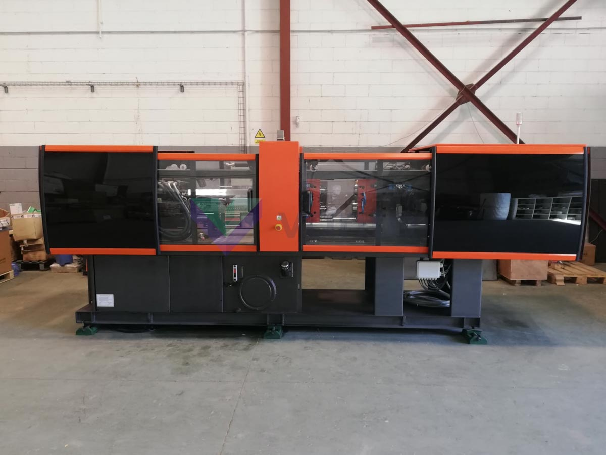 ITOPLAS i160S CE ITOPLAS 160t injection molding machine (2019) id10324