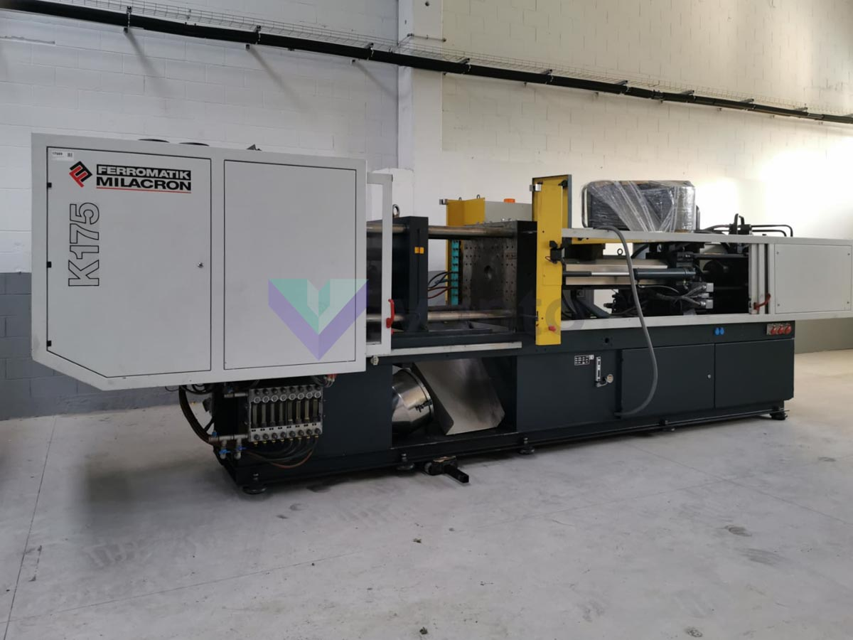 FERROMATIK K175-S 250t injection molding machine (1996) id10349