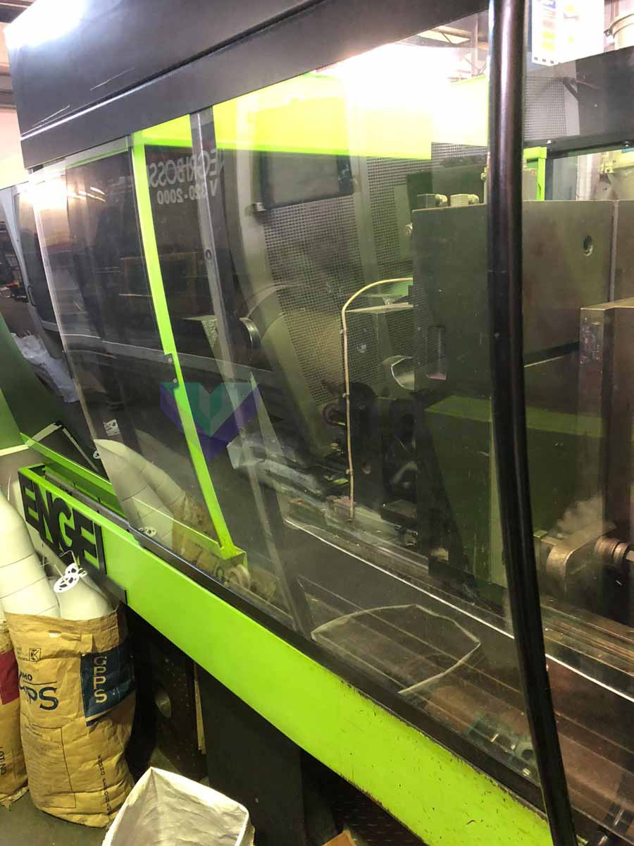ENGEL VICTORY VC 500 / 120 PHOENIX 120t injection molding machine (2004) id10371