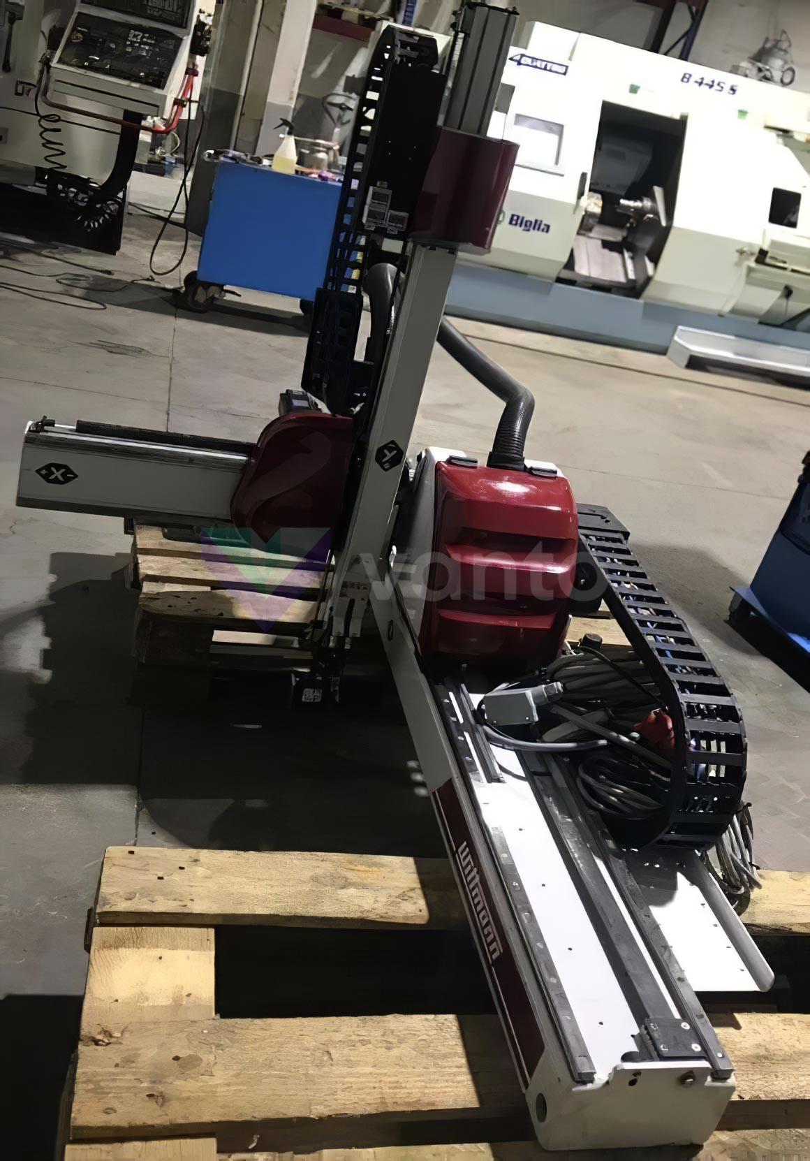 WITTMANN W711 Cartesian robot (2006) id10389