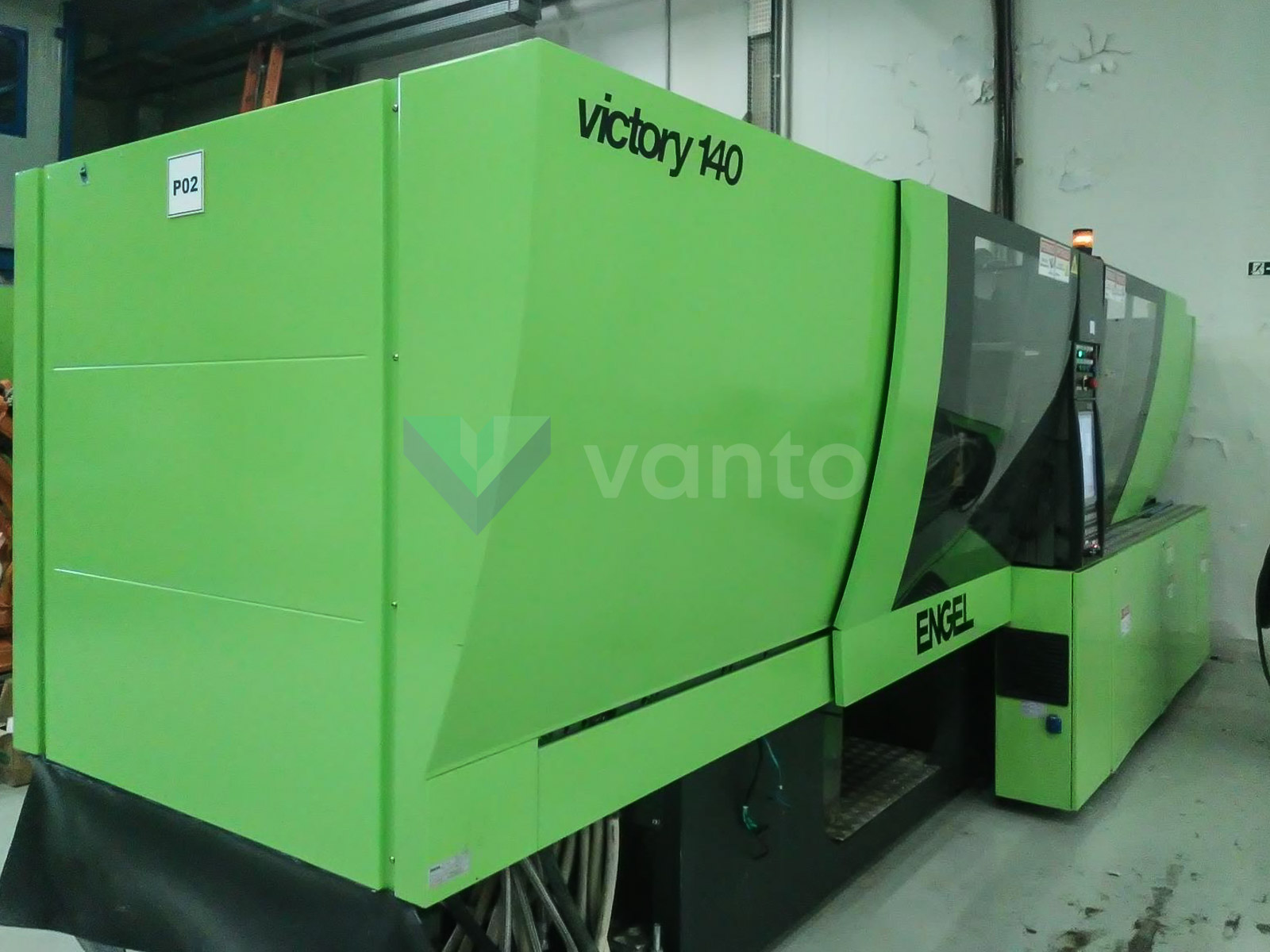 ENGEL VICTORY 330H / 80W 140 COMBI 140t injection molding machine (2013) id10426