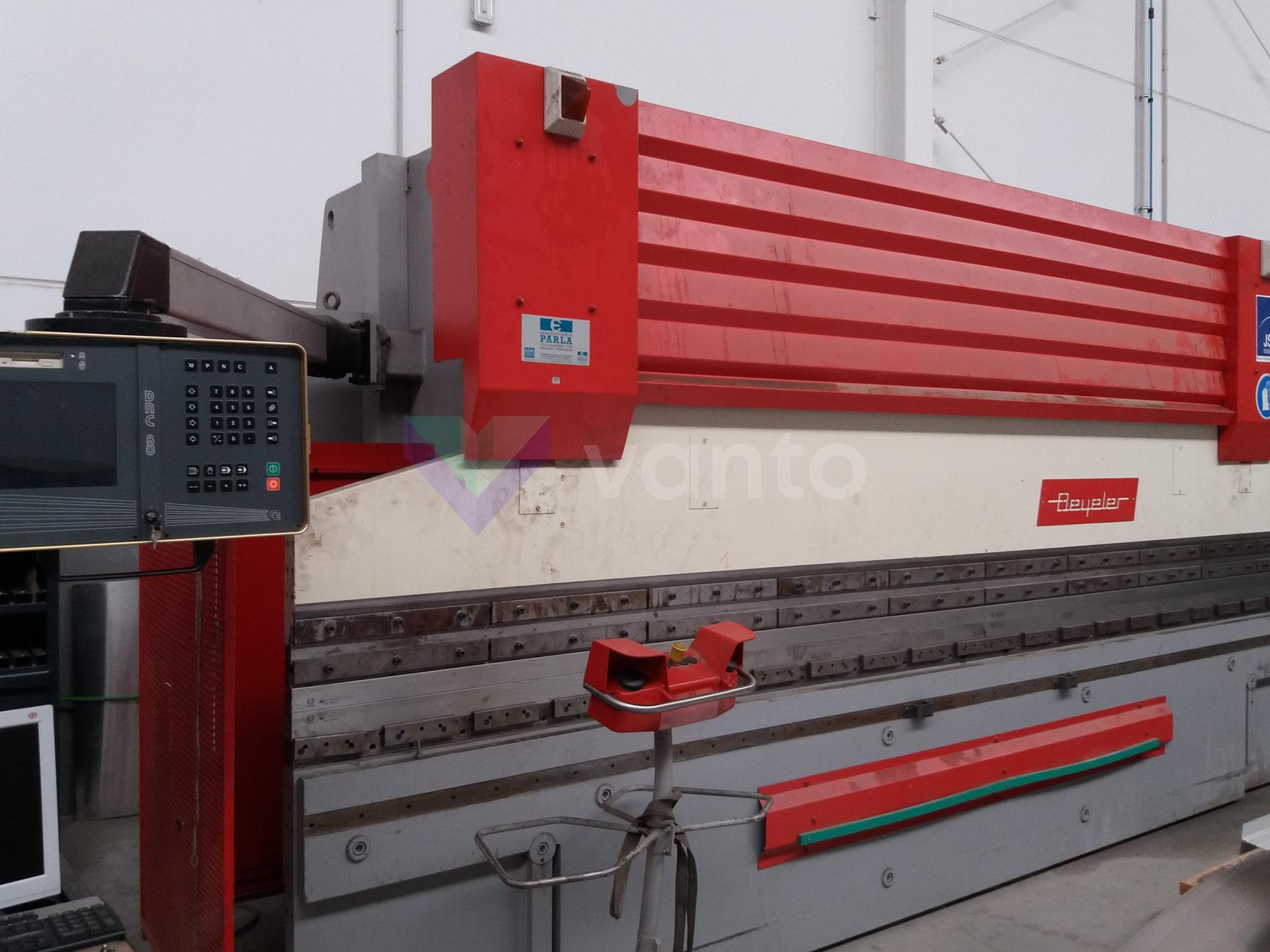 Plegadora CNC BEYELER PR6 (1999) id10478